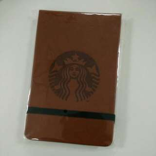 Starbucks Original notepad