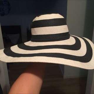 Floppy Striped Hat