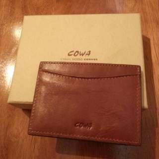 Cowa證件,捷運卡夾