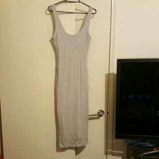 Kookai Grey Size 1 Dress