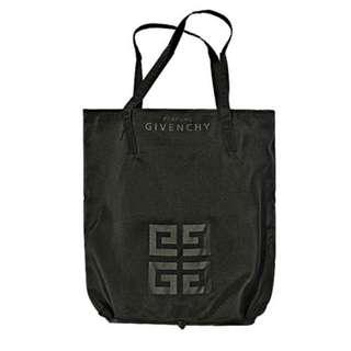 Givenchy紀梵希黑色折疊購物袋
