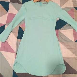 Mint Peppermayo Dress
