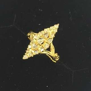 Intan Gold Ring