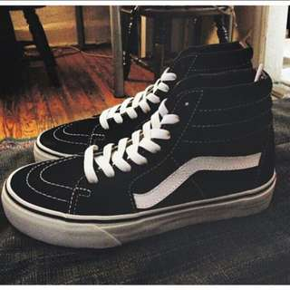 Old School Vans US7.5