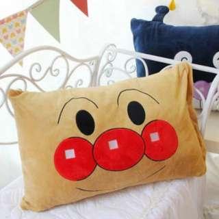 超QQ 麵包超人 細菌人  情侶枕套 單人枕套 單人枕頭套 枕套