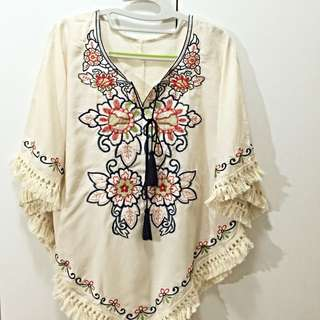Ladies Embroidered Top (Reserved)