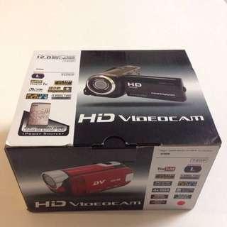 HD VIDEOCAMERA