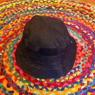 Genuine Stussy Black Bucket Hat