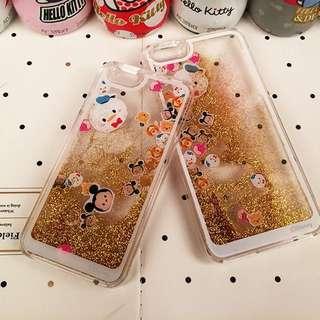 Tsum Tsum 流沙手機殼 iPhone 6s/6s Plus