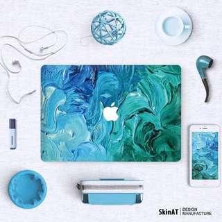 💗Apple Mac book pro 保護貼膜 外殼貼紙