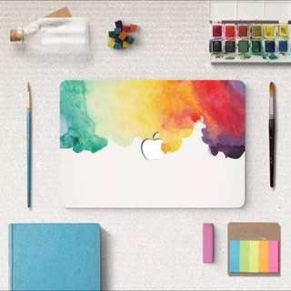 💎Apple Mac book pro 保護貼膜 外殼貼紙