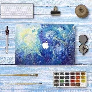 💌Apple Mac book pro 保護貼膜 外殼貼紙