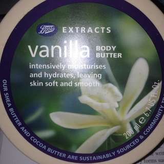 Boots Body Butter 200ml