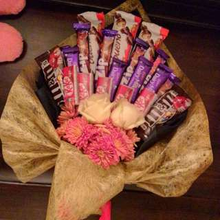 Choclate Bouquet