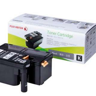 FujiXerox CT201591原廠黑色碳粉匣