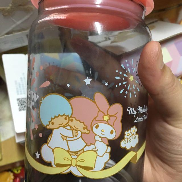 雙子星保鮮罐