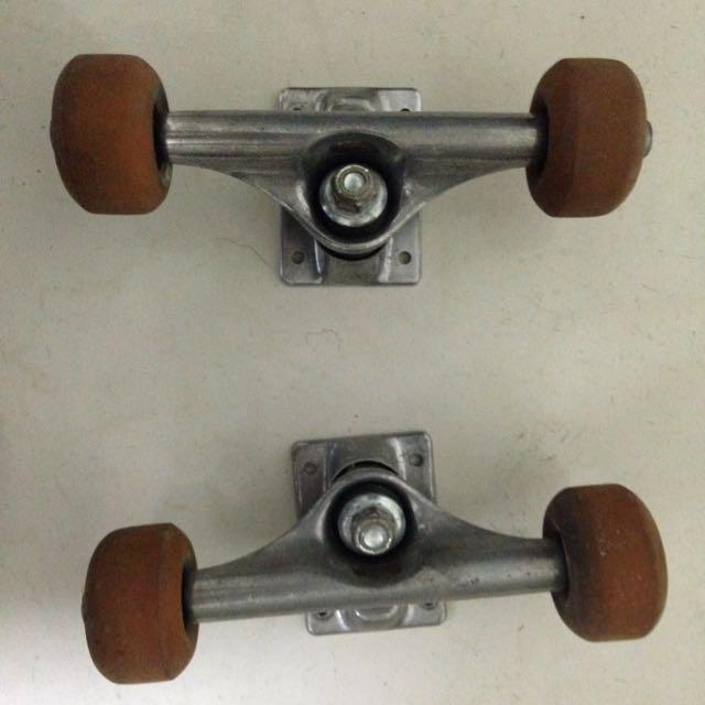 滑板零件整組