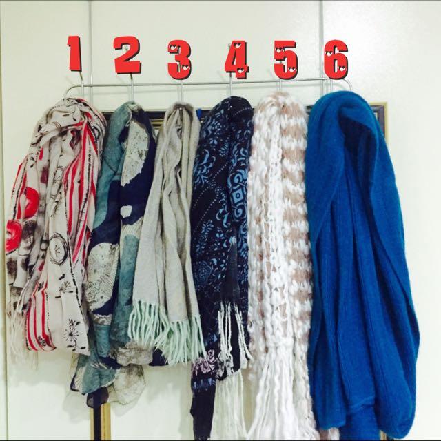 (二手)  保暖  圍巾