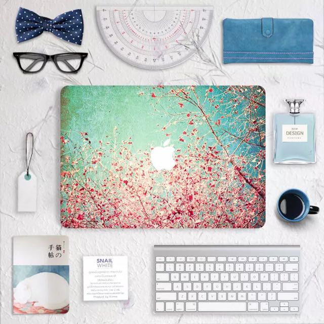 🌸Apple Mac book pro 保護貼膜 外殼貼紙