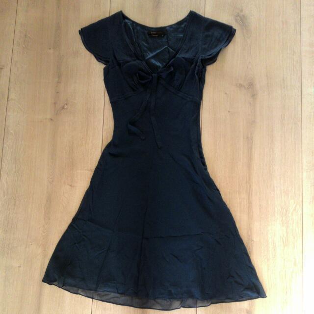 BCBG MAXAZRIA 絲質洋裝