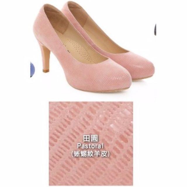 brunii簡單穿好鞋  古典樂章多重氣墊無聲高跟鞋