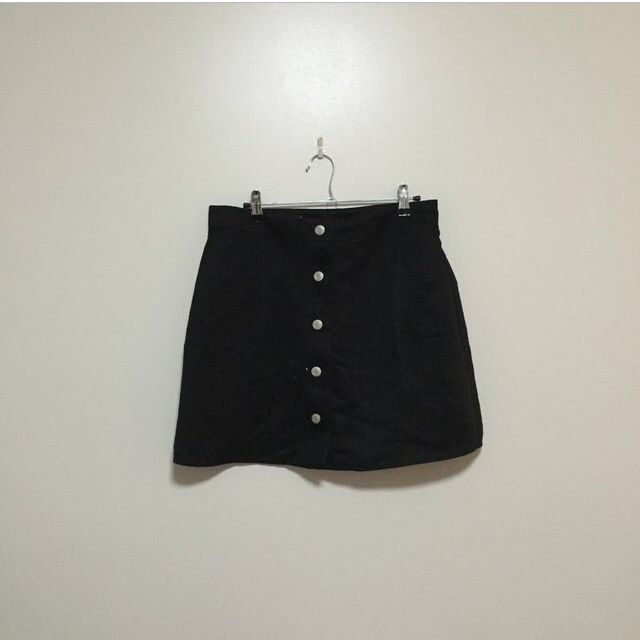Button Up Skirt (AU 12)