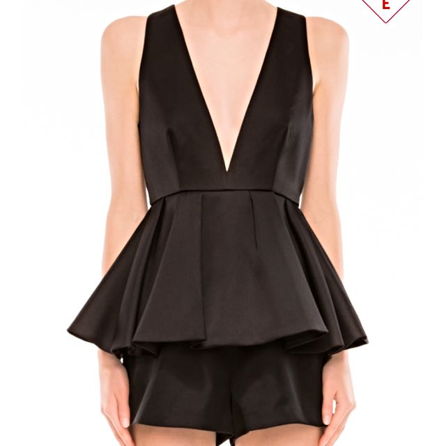 Cameo The Label Future Starts Playsuit