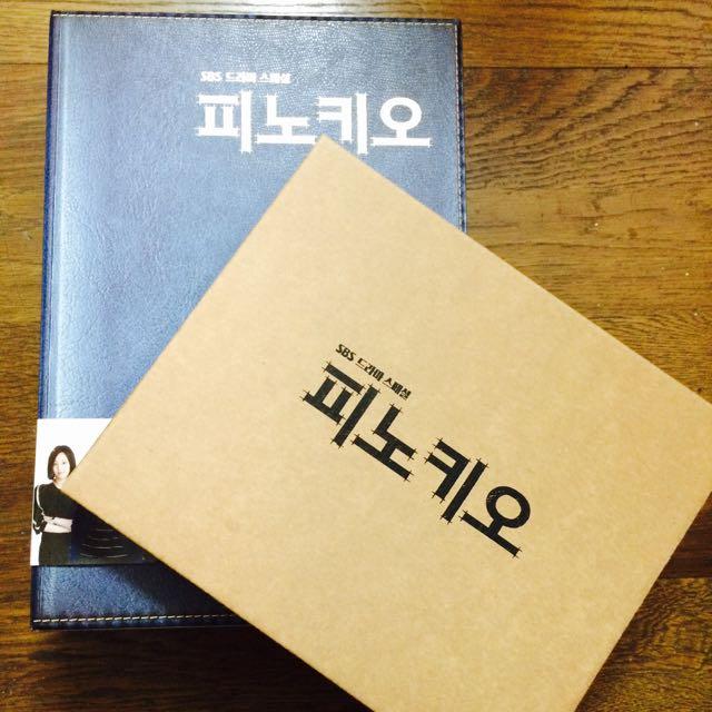 皮諾丘(匹諾曹)韓國藍光DVD導演版_送預購特典