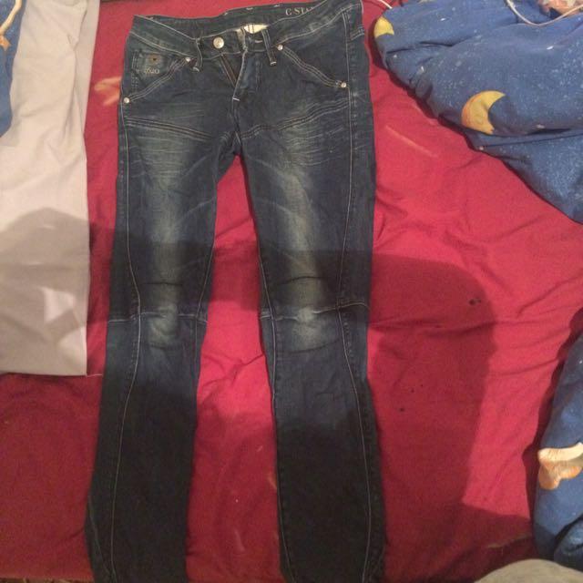 Gstar Jeans .