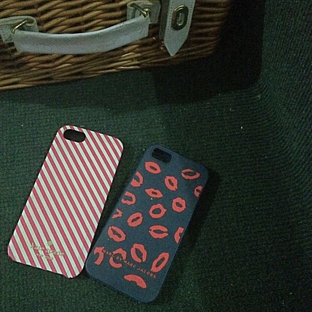 iPhone 5s Case: Kate Spade & Marc Jacobs