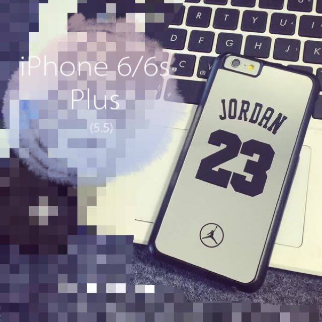 iPhone 6/6s plus (5.5) Jordan 23 手機殼