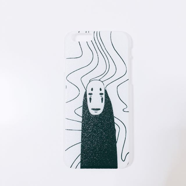 Japanese Anime No Face Kaonashi Tumblr Iphone Case Electronics On