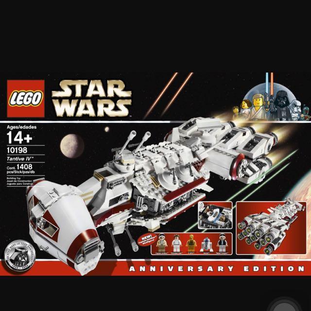 Lego 星際大戰系列 10198 Tantive IV