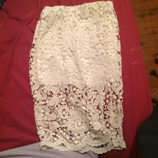 Mink Skirt Size 8