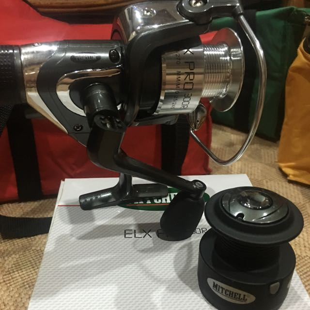Mitchell ELX 300R