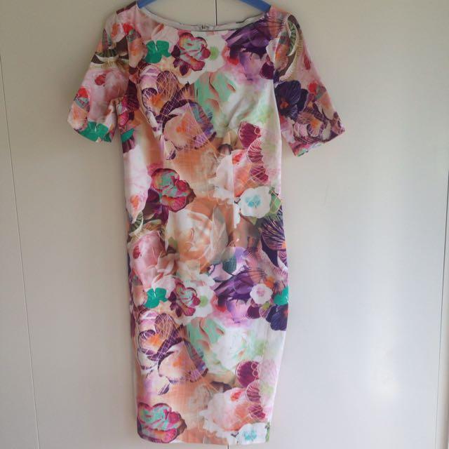 Portmans Dress Sz10