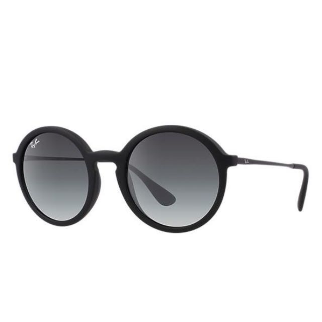 Ray-Ban round sunglasses, worn once