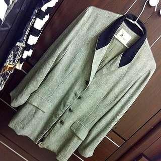 超帥氣質感西裝外套
