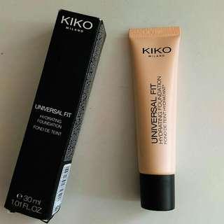 Kiko粉底液