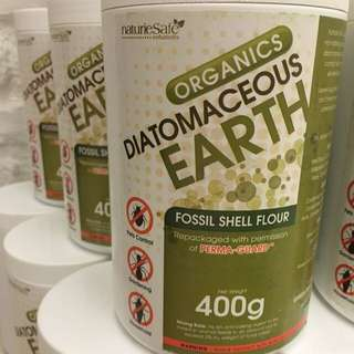 Naturie Safe-Diatomaceous Earth