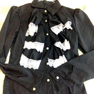 🚚 (降價)歌德蘿莉風上衣