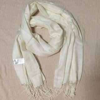 Uniqlo 披巾 圍巾 隨意蓋巾 全新