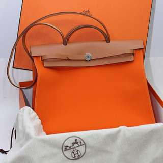 Hermes HerBag Zip Bag