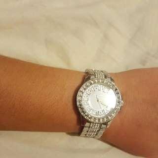 Pierre Cardin Silver Watch