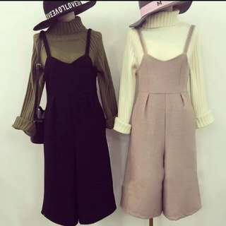 (ReadyStock) Culottes Jumpsuit