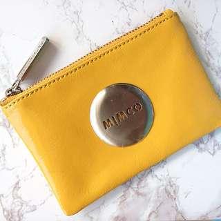 MIMCO/ MIM POUCH in Yellow