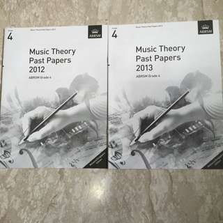 ABRSM Grade 4 Music Theory Papers