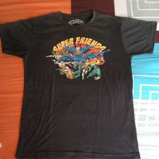justice league of america t-shirt