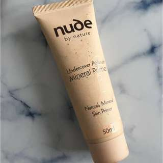 FREE W ANY PURCHASE Nude Primer