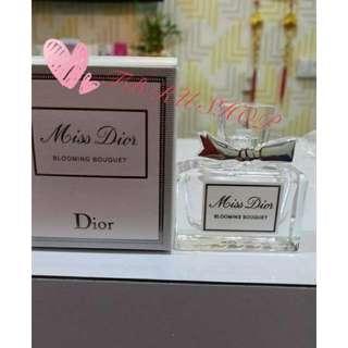 迪奧miss dior 5ml珍藏版小香水